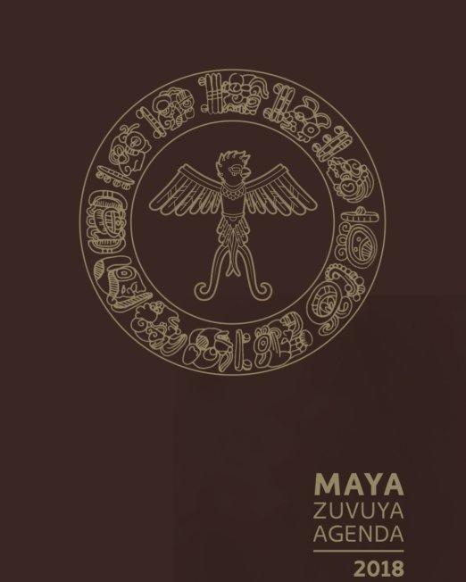 Zuvuya Agenda Cover