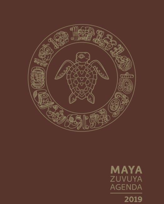 Maya Agenda Titelseite